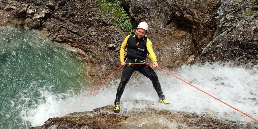 best rope for canyoneering
