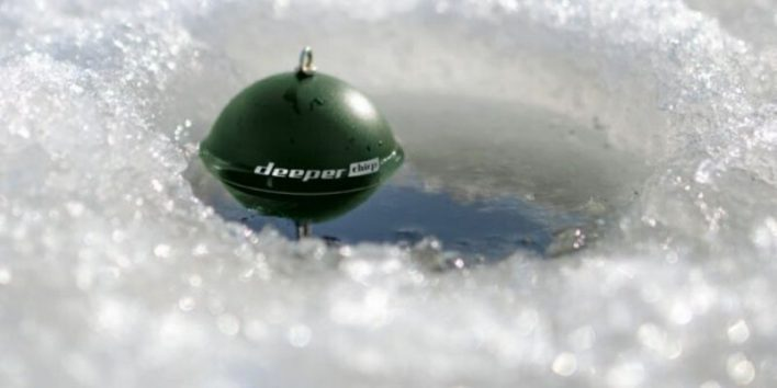 Best fish finder for ice fishing