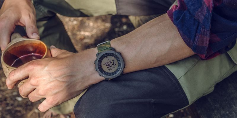 Suunto Traverse Alpha GPS watch